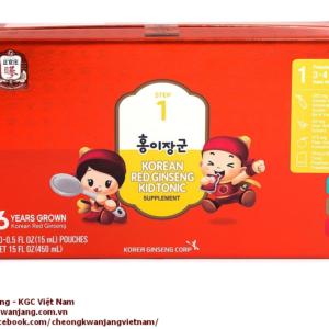 nước hồng sâm cho bé cheong kwan jang kgc