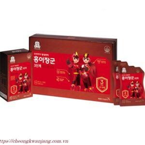 hồng sâm trẻ em cheong kwan jang bước 3